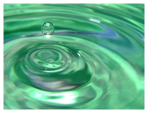 The World According to a Waterdrop